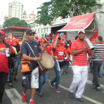 (Tamara Pearson/Venezuelanalysis.com)