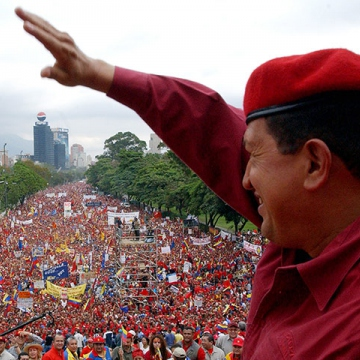 Venezuelans overwhelmingly voted that Chavez remain in office when he put himself up for recall by referendum in 2004. In 2006, he again won presidency. His second term proved more radical than the first, with a greater focus on wealth redistribution and poverty eradication. (Egilda Gomez/AP)