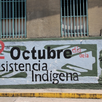 On 12 October, Venezuelans commemorate Indigenous resistance to Spanish colonialism.