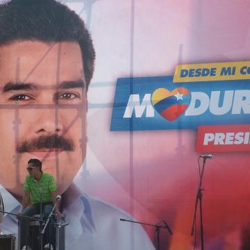 (Tamara Pearson/Venezuelanalysis)