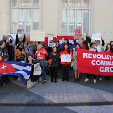 (Revolutionary Communist Group)