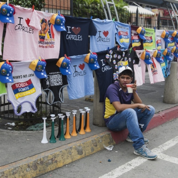 Opposition, Caracas (Jessica Rojas- Noticias 24)