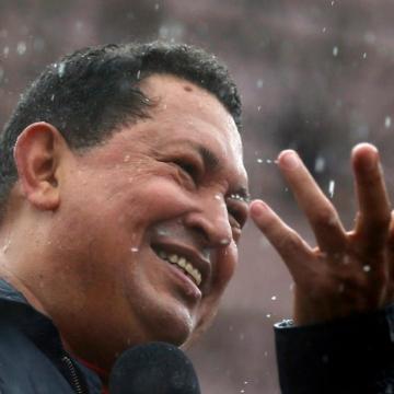 Hugo Chavez (VTV)