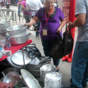 Productos Socialistas Fundacion de Calderos Segati (Socialist Products Foundation of Cooking Pots Segati)