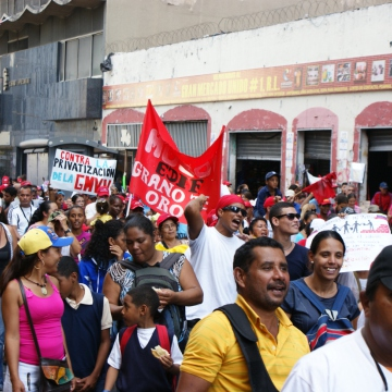 """The Great Housing Mission isn't a given!"" (Jonas Holldack - Venezuelanalysis)"
