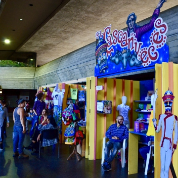 The Teresa Carreño theatre also hosted its annual Christmas-time production of the Nutcracker, with tickets at subsidised prices. (Rachael Boothroyd Rojas - Venezuelanalysis.com)