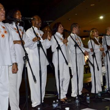 Time for some typical Venezuelan Christmas folk music. First up is Gaita from Zulia state. (Rachael Boothroyd Rojas - Venezuelanalysis.com)