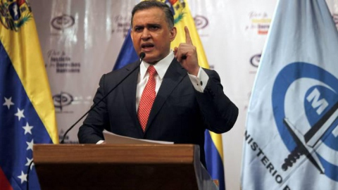 Venezuela's attorney general, Tarek William Saab, accused his predecessor to turning a blind eye to the drug ring