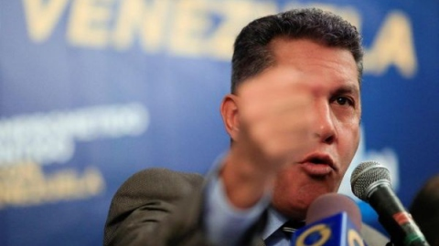 Venezuelan presidential candidate Henri Falcon would appoint Henrique Capriles as interior minister if elected