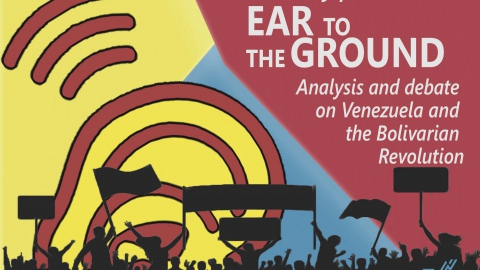 Ear To The Ground: monthly podcast