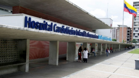 Caracas' Children's Heart Hospital is one of the many sites due to benefit from this injection of funding