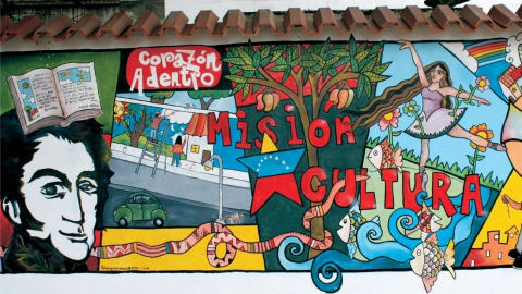 Culture Mission Mural
