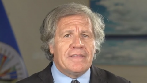 OAS head Luis Almagro