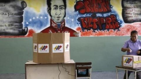 Voting centre