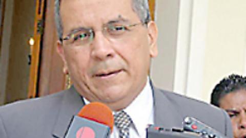 Venezuelan finance minister Rodrigo Cabezas (Archive)