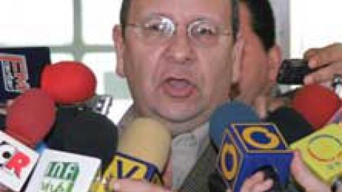 Director of Venezuela's National Electoral Council Vicente Diaz (Union Radio)