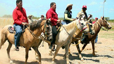 Representative Cristóbal Jiménez alterted Chavez to the situation (YVKE Radio Mundial)