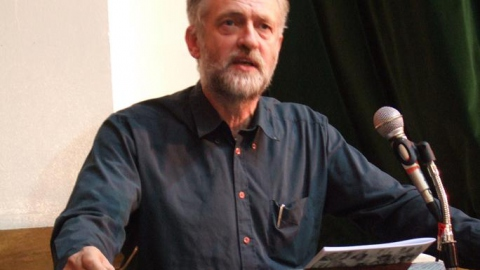 Member of Parliament Jeremy Corbyn, who introduced the debate on U.K.-Latin American relations Tuesday (Cuba Solidarity)