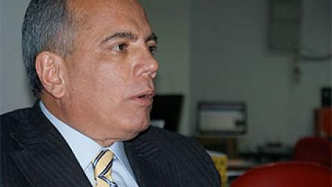 Mayor Manuel Rosales of Maracaibo (Archive)