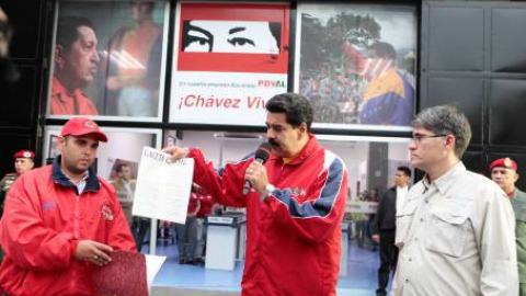 Maduro economic announcement