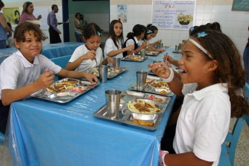 A Bolivarian primary school in Venezuela (MinCI)