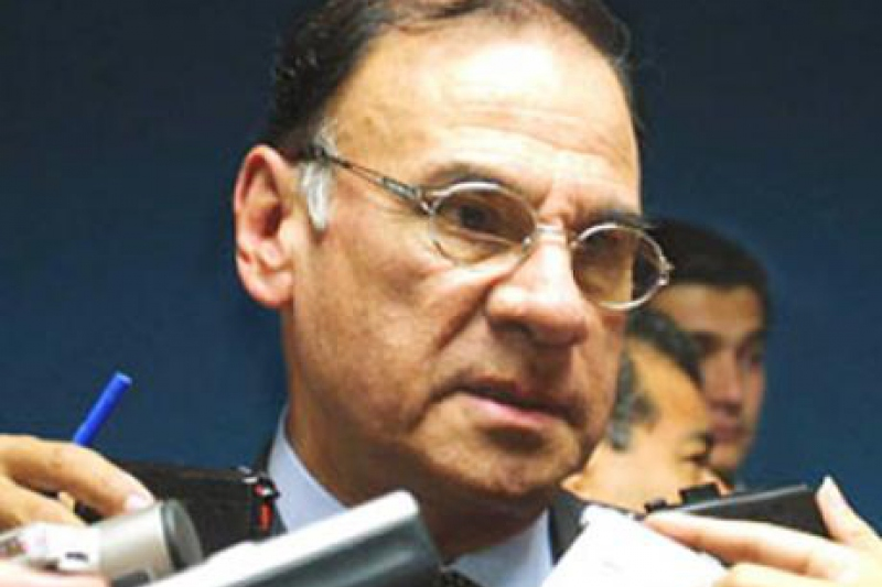Electricity Minister Ali Rodriguez (archive)