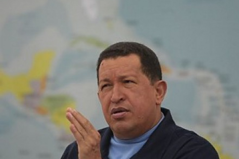 President Hugo Chavez (agencies)