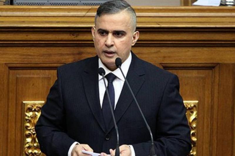 Venezuelan Attorney General Tarek William Saab