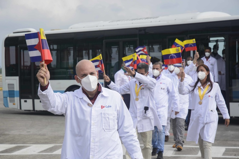 A global campaign has been launched to award the internationalist doctors the prize. (Ariel Ley / ACN)
