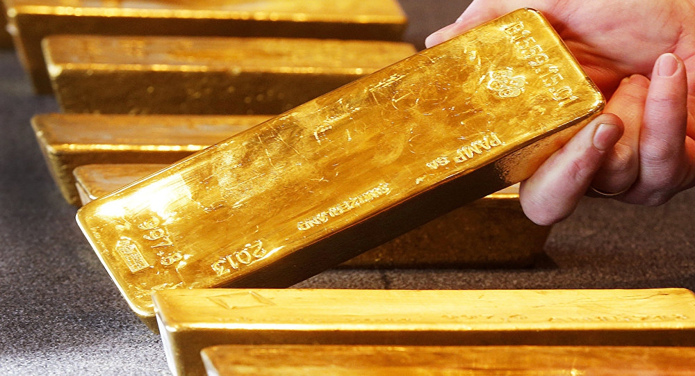 Venezuela has increasingly turned to gold transactions to pay for vital imports. (Michael Probst/AP)
