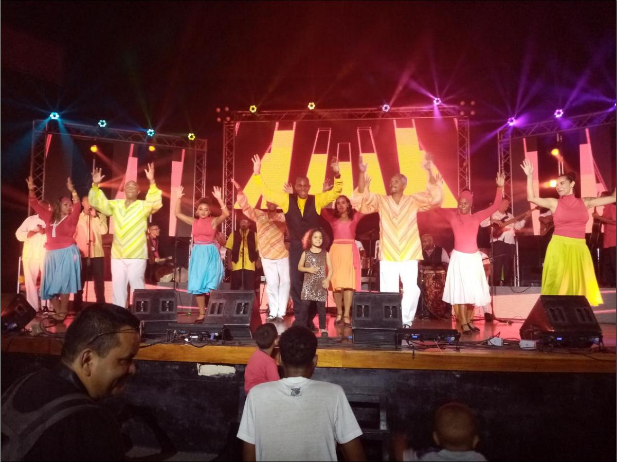 San Agustín held a music festival honouring the barrio's musical heritage. (Ricardo Vaz)