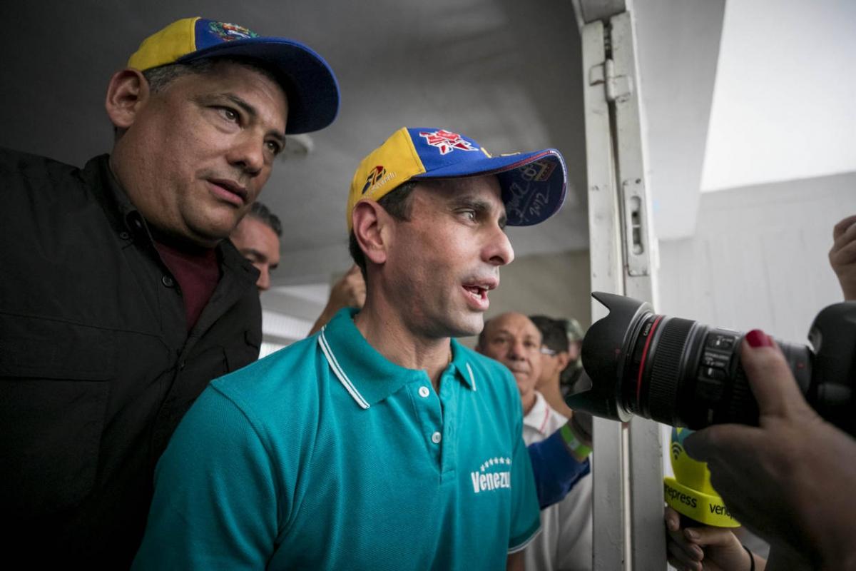 Henrique Capriles Radonski