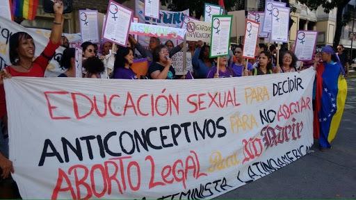 Venezuelan women's groups