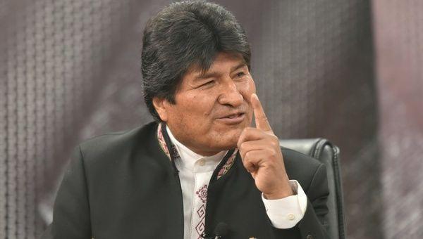 President Evo Morales responded to US Senator Marco Rubio's military intervention threat against Venezuela. (Reuters)