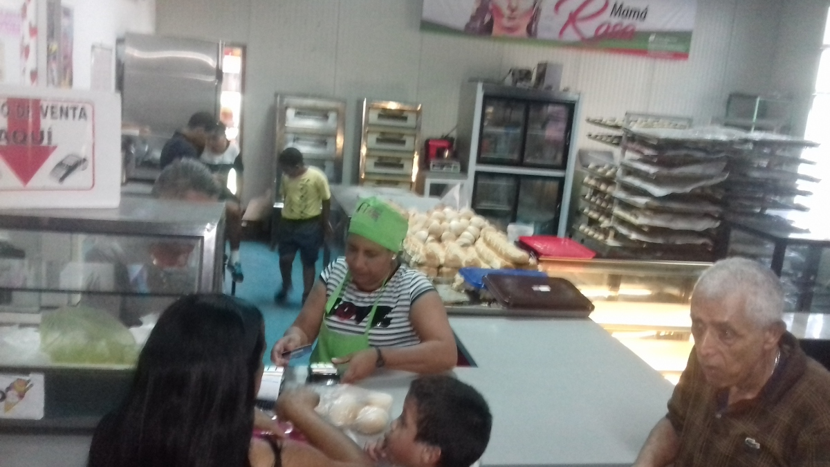 Other initiatives such as community bakeries have also emerged. (Ana Felicien)