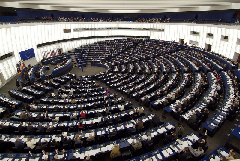 The European Parliament's decision to give the prize to the Venezuelan opposition has been taken as one more indication of the EU's increasingly hardline stance vis-à-vis Caracas. (European Parliament)