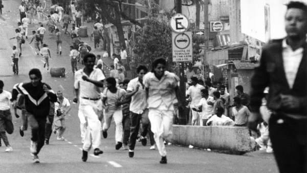 Caracazo, February 27, 1989. (Archive)