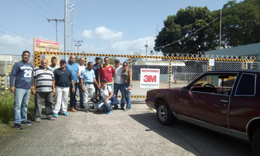 The 3M plant in Carabobo State closed its doors at the end of May, leaving 60 workers without employment. (Carabobo Es Noticia)