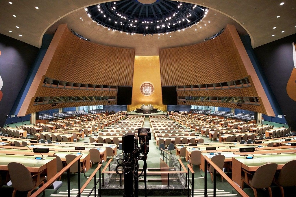 Unless it makes good on payment, Venezuela will forfeit its right to vote at the next UN General Assembly in September 2020. (IC)