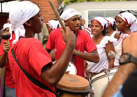 Traditional music in Barlovento