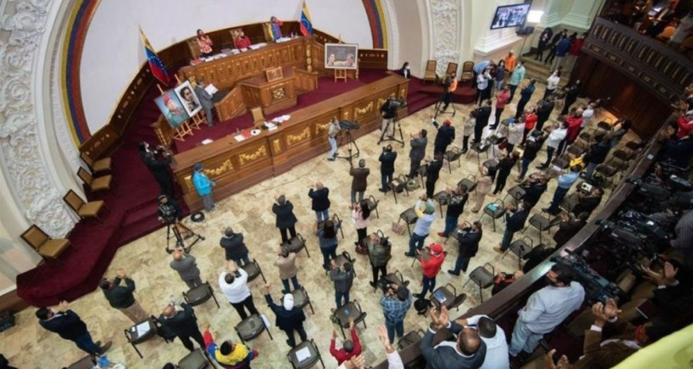 The Anti-blockade Law passed by the National Constituent Assembly on October 9, 2020. (MinCI)