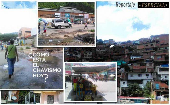 How is Chavismo today? (Supuesto Negado)