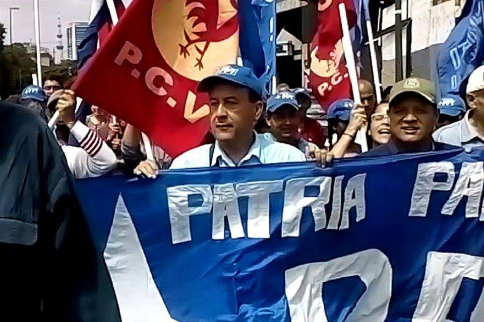 PCV and ample sectors of the PPT are leading a new alliance that is independent of the government for the upcoming parliamentary elections. Other organizations involved include Izquierda Unida, Lucha de Clases, and Red Autonoma de Comuneros. (Tal Cual)
