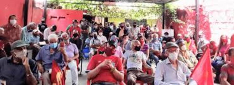 APR meeting in Carabobo State. (APR)