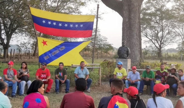 An assembly in El Maizal Commune, in March 2019. (Cira Pascual Marquina/Venezuelanalysis)