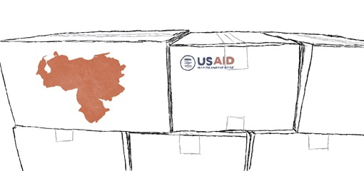 "USAID attempted to force ""aid"" into Venezuela in February (Nathaniel St. Clair)"