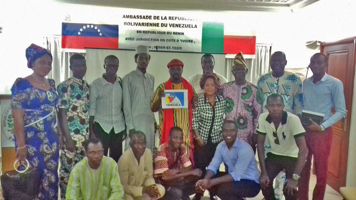 Republic of Banin: Social Movements And Intellectuals In Benin, West Africa Say We Are All Venezuela