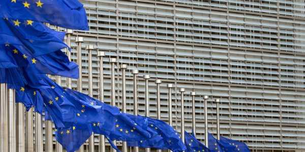 European Union headquarters in Brussels, Belgium. (AP)