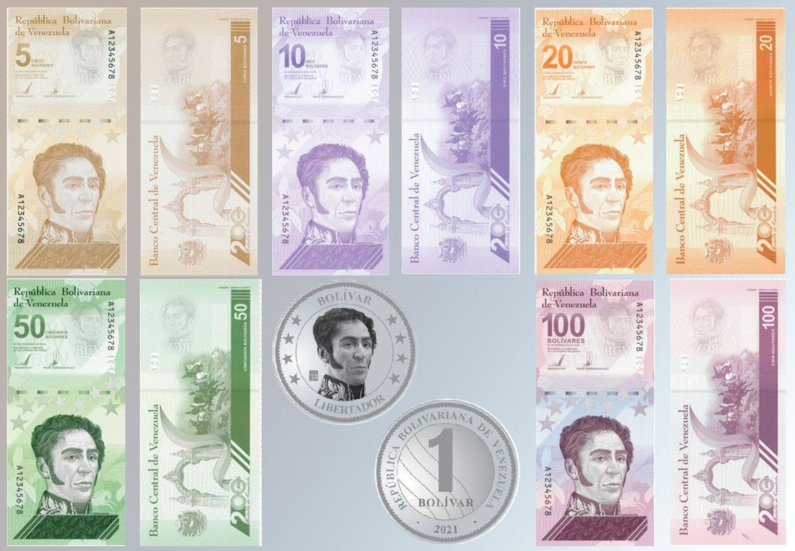 Despite inflation slowing down in recent months, Venezuela is rolling out a second monetary reconversion in three years. (Archive)