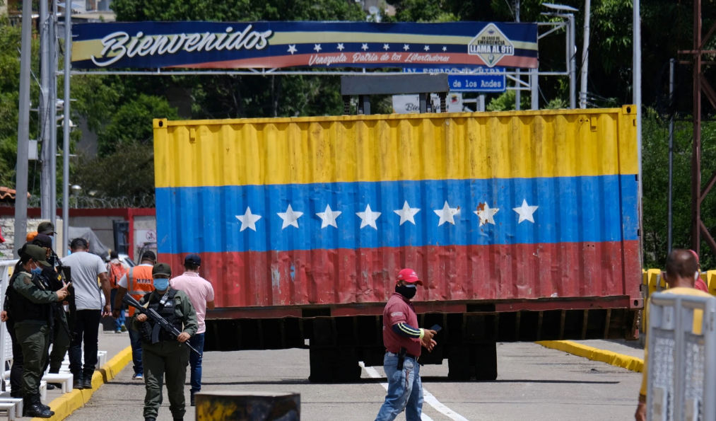Venezuela has accused Colombia of sponsoring destabilization efforts against the country. (Reuters)